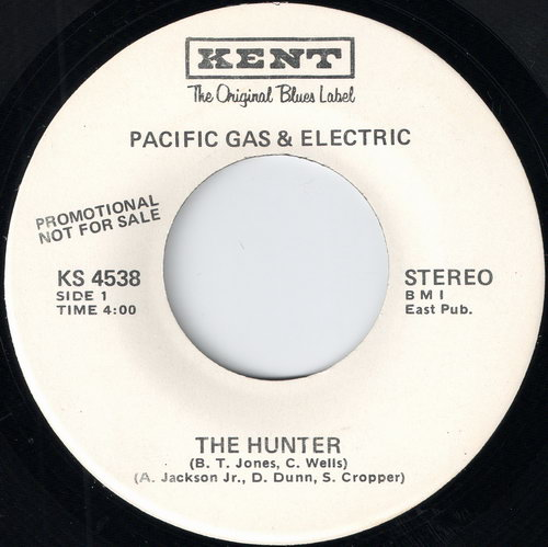 Pacific Gas & Electric - The Hunter