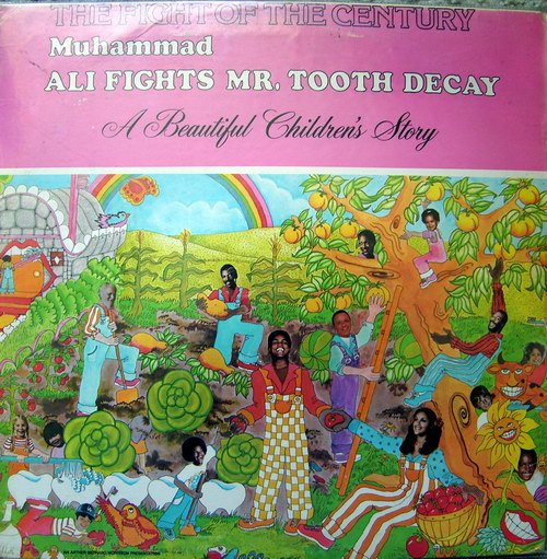Muhammad Ali Fights Mr. Tooth Decay Cover Art