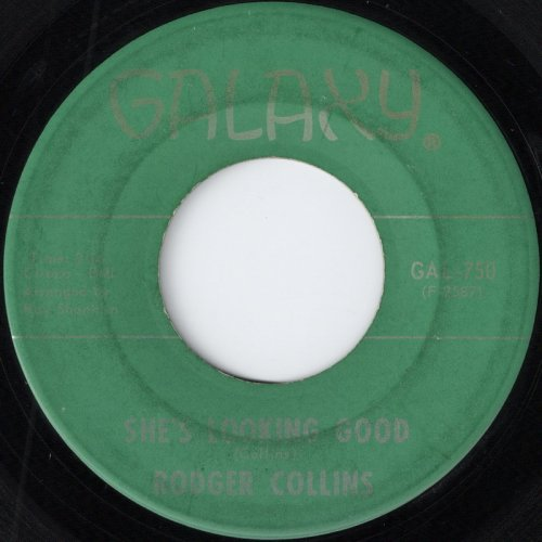 Rodger Collins - She's Looking Good (Galaxy)