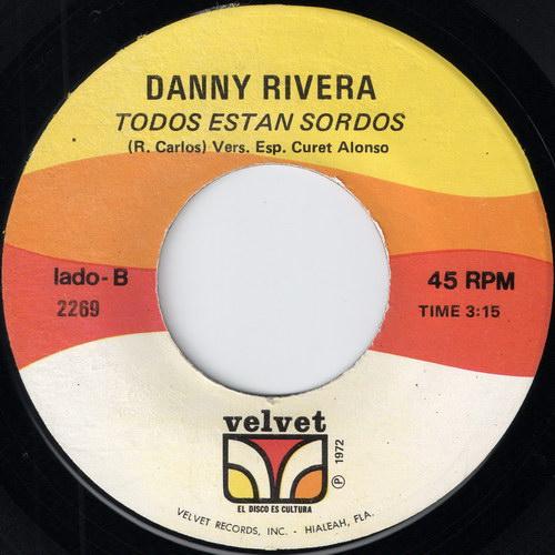 Danny Rivera - Todos Estan Sordos (Velvet)