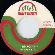 Breakestra - Lowdown Stank (Root Down)