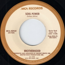 Brotherhood - Soul Power (MCA)