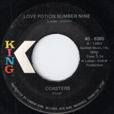 Coasters - Love Potion Number Nine (King)
