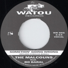 Malcouns ft. Bo Baral - Somethin\' Going Wrong (vocal) (Watou Records)
