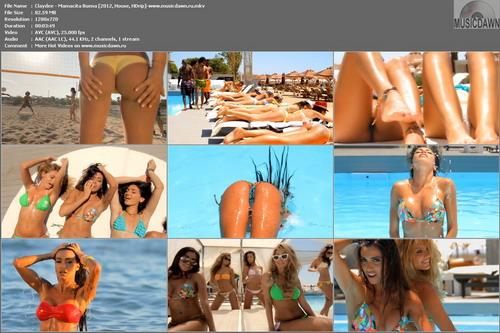 Claydee – Mamacita Buena [2012, HD 720p] Music Video