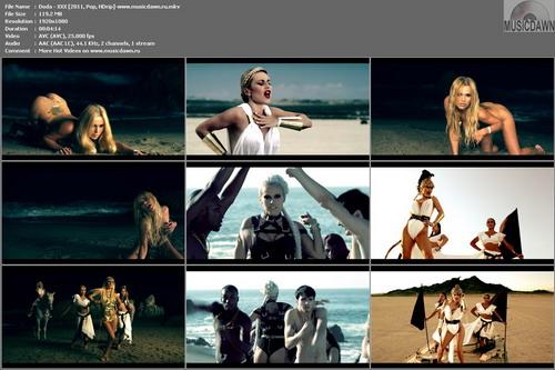 Doda - XXX (2011, Pop, HD 1080p)