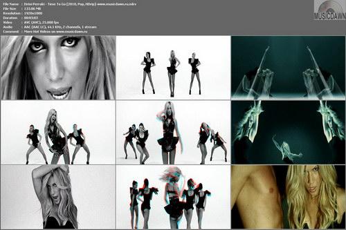 Eirini Perraki – Time To Go [2010, HD 1080p] Music Video (Re:Up)
