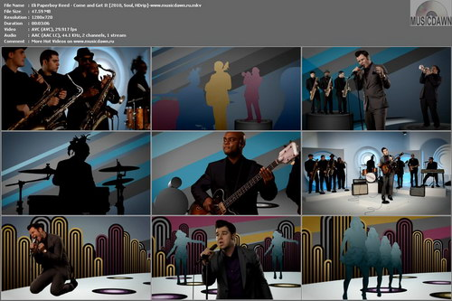 Eli Paperboy Reed & The True Loves – Come and Get It [2010, HDrip] Music Video
