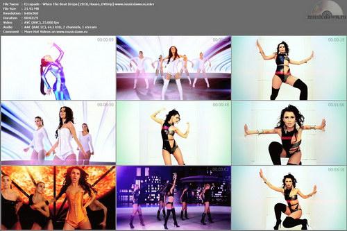 Ezcapade – When The Beat Drops [2010, DVDrip] Music Video