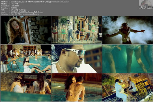 Inusa Dawuda & Impact – All I Want [2011, HD 1080p] Music Video (Re:Up)