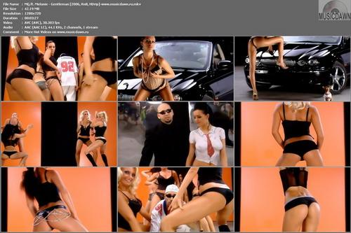 M&G ft. Melanie - Gentleman (2006, RnB, HDrip)