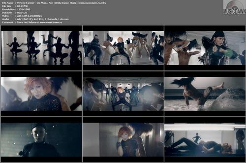 Mylene Farmer – Oui Mais… Non [2010, HD 1080p] Music Video (Re:Up)