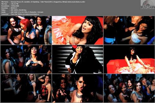 Somaya Reece ft. Lumidee & DJ Spinking – Dale Mami [2011, HD 1080p] Music Video (Re:Up)