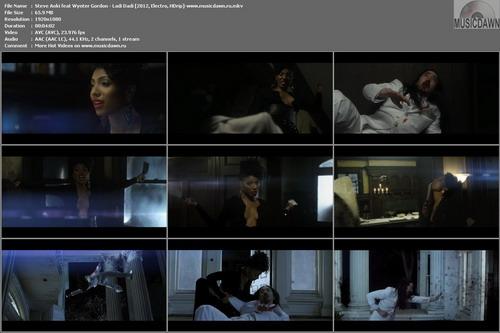 Steve Aoki feat Wynter Gordon – Ladi Dadi [2012, HD 1080p] Music Video