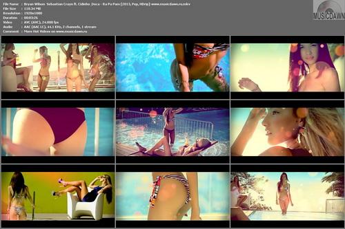 Bryan Wilson & Sebastian Crayn ft. Cidinho & Doca – Ra Pa Pam [2013, HD 1080p] Music Video