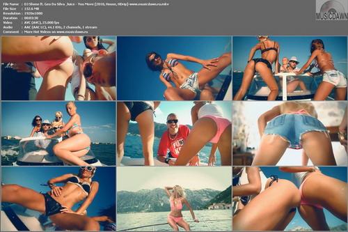 DJ Shone ft. Geo Da Silva & Juice – You Move [2010, HD 1080p] Music Video