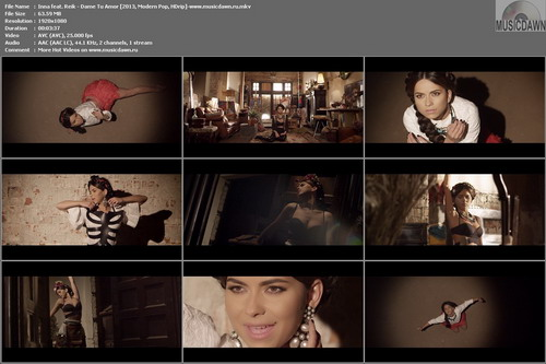 Inna feat. Reik – Dame Tu Amor [2013, HD 1080p] Music Video