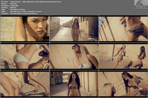 LaRoxx Project – Jabba Jabba [2012, HD 1080p] Music Video