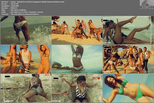 Sanjay – Bad Up Di Luvy [2013, HD 1080p] Music Video