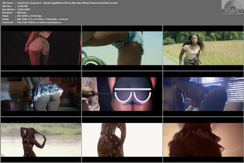 Tigo B feat. Sequence – Bonita Applebum [2013, HD 1080p] Music Video