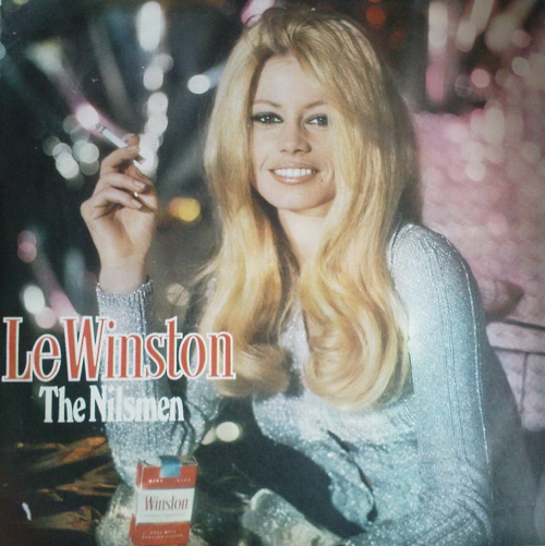 The Nilsmen - Le Winston Cover Art - Brigitte Bardot (RJR # 6805 003) Picture Sleeve