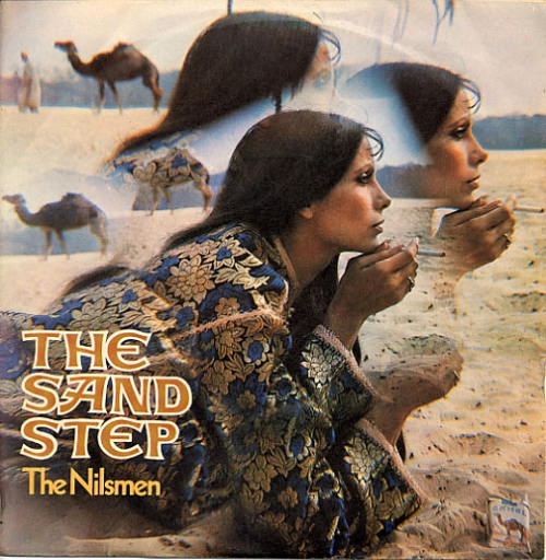 The Nilsmen - The Sand Step Cover Art Picture Sleeve