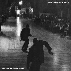 Northern Lights - 45's Mix By Musicdawn '2010 Cover Art