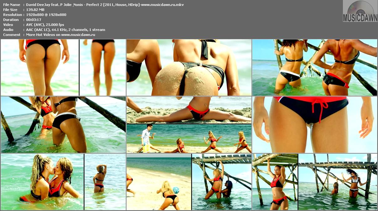 David DeeJay feat. P Jolie & Nonis – Perfect 2 (2011, HD 1080p)