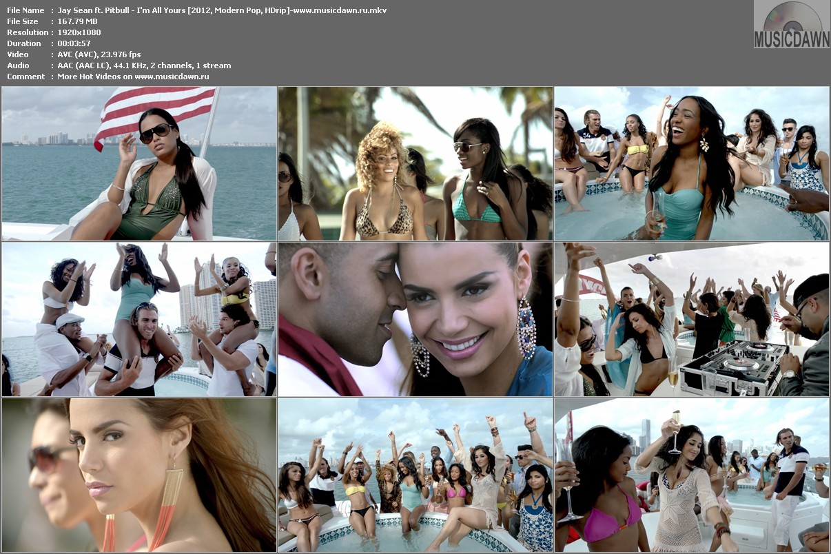 Jay Sean ft  Pitbull     I   m All Yours  2012  HD 1080p  Music VideoJay Sean Im All Yours