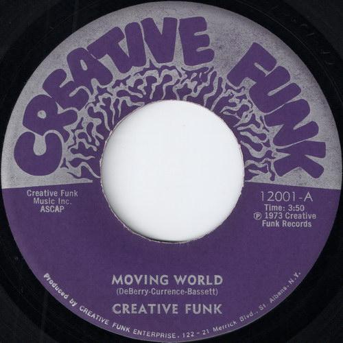 Creative Funk - Moving World (Creative Funk)