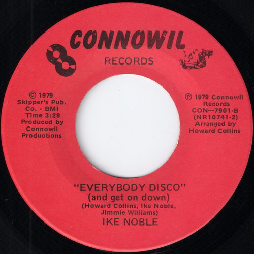 Ike Noble - Everybody Disco (Connowil)