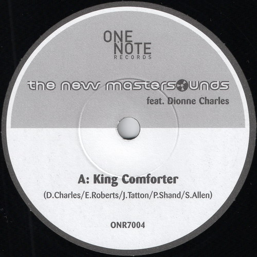 New Mastersounds ft. Dionne Charles - King Comforter (One Note Records)