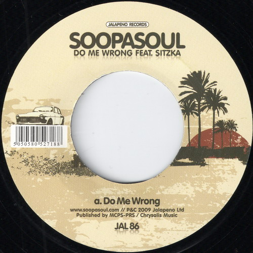 Soopasoul feat. Sitzka - Do Me Wrong (Jalapeno)