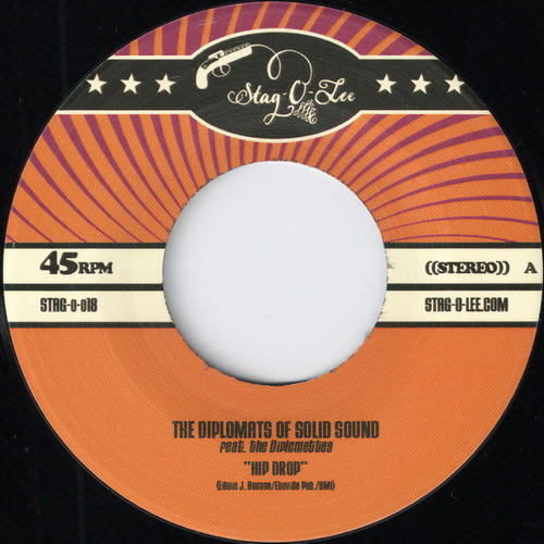 The Diplomats Of Solid Sound feat. The Diplomettes - Hip Drop (Stag O Lee)