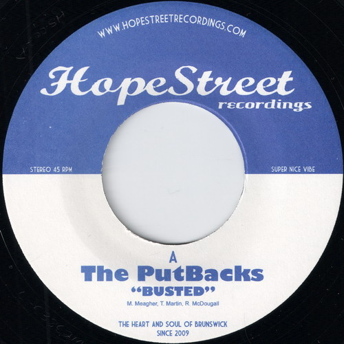 The Putbacks - Busted (Hope Street)