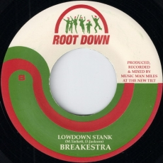 Breakestra - Lowdown Stank (Root Down)