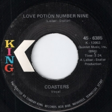 Coasters - Love Potion Number Nine (King)