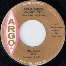 Etta James - Two Sides (To Every Story) Argo