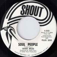 Shan Miles - Soul People (Shout)