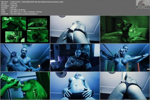 Trebal ( GLSS ) - Делай Бабки | Delai Babki (2010, Hip-Hop, HD 720p)