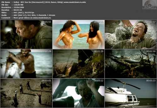 Voltaj - Mi E Dor De (Uncensored) (2010, Dance, HD 1080p)