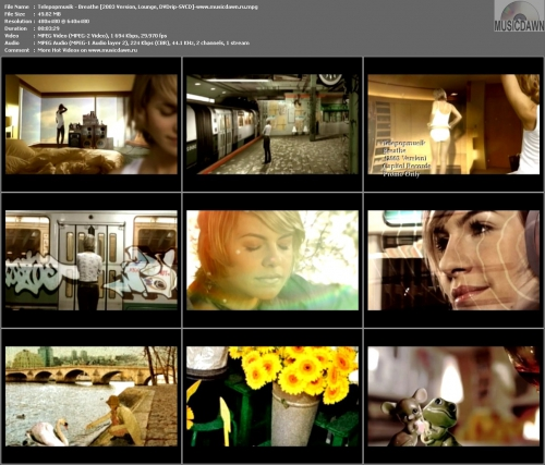 Telepopmusik - Breathe (2003 Version, Lounge, DVDrip-SVCD)