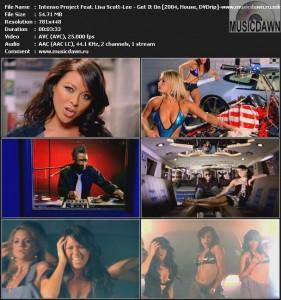 Intenso Project Feat. Lisa Scott-Lee – Get It On [2004, DVDrip] Music Video