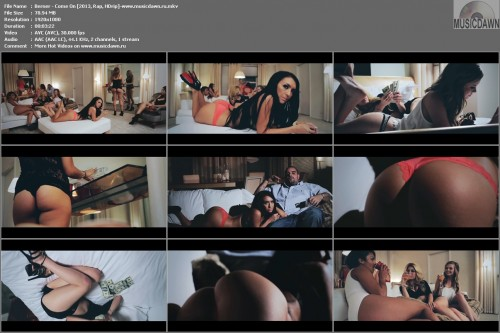 Berner – Come On [2013, HD 1080p] Music Video