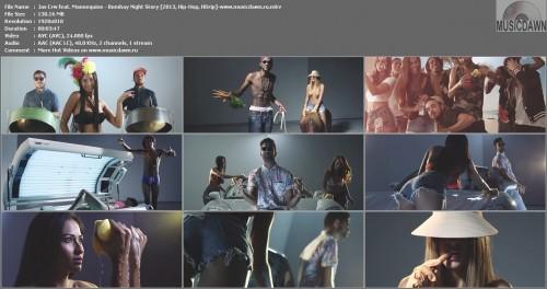 Jas Crw feat. Mannequine – Bombay Night Story [2013, HD 1080p] Music Video