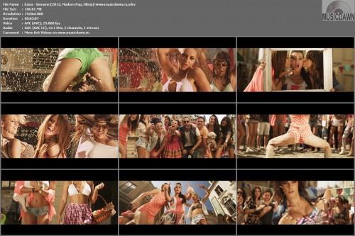 Kaira – Besame [2013, HD 1080p] Music Video