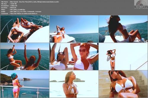 Blue Sound – Una Vez Mas [2013, HD 720p] Music Video