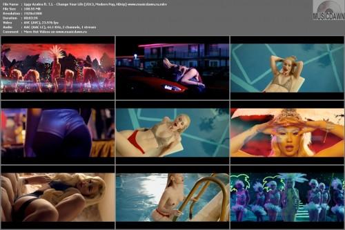 Iggy Azalea ft. T.I. – Change Your Life [2013, HD 1080p] Music Video