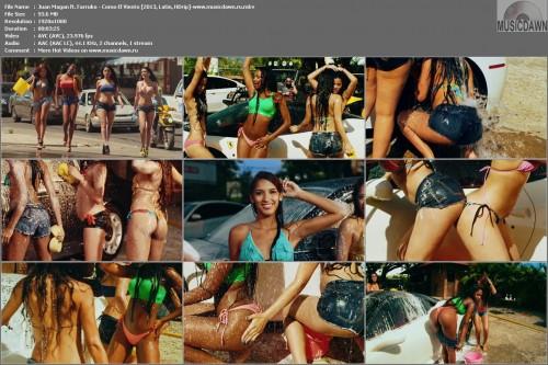 Juan Magan ft. Farruko – Como El Viento [2013, HD 1080p] Music Video