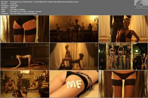 The Knocks feat. X Ambassadors – Comfortable [2014, HD 1080p] Music Video